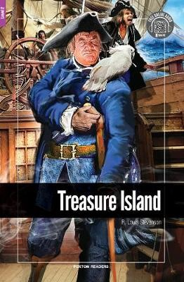 Treasure Island - Foxton Reader Level-2 (600 Headwords A2/B1) with free online AUDIO - pr_1654