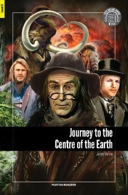 Journey to the Centre of the Earth - Foxton Reader Level-3 (900 Headwords B1) with free online AUDIO - pr_1630