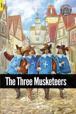 The Three Musketeers - Foxton Reader Level-3 (900 Headwords B1) with free online AUDIO - pr_286