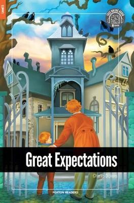 Great Expectations - Foxton Reader Level-5 (1700 Headwords B2) with free online AUDIO - pr_349