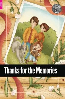 Thanks for the Memories - Foxton Reader Starter Level (300 Headwords A1) with free online AUDIO - pr_1734