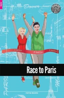 Race to Paris - Foxton Reader Starter Level (300 Headwords A1) with free online AUDIO -