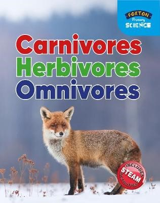 Foxton Primary Science: Carnivores Herbivores Omnivores (Key Stage 1 Science) - pr_314418