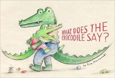 What Does the Crocodile Say? - pr_59542