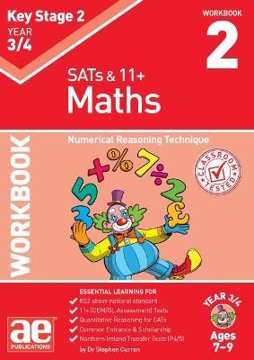 KS2 Maths Year 3/4 Workbook 2 - pr_237543