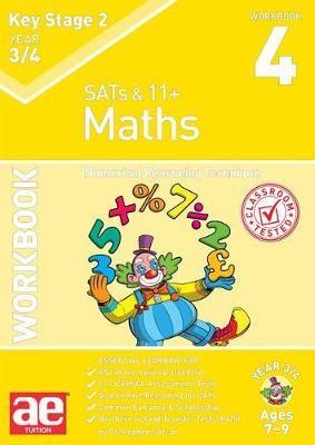 KS2 Maths Year 3/4 Workbook 4 -