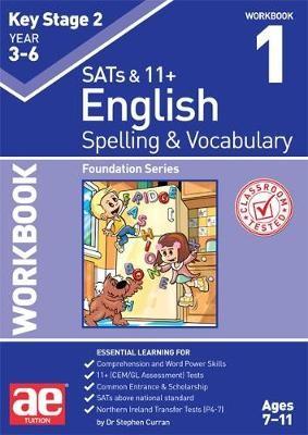 KS2 Spelling & Vocabulary Workbook 1 - pr_237556