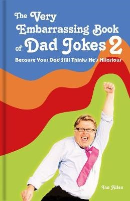 The Very Embarrassing Book of Dad Jokes 2 - pr_360989
