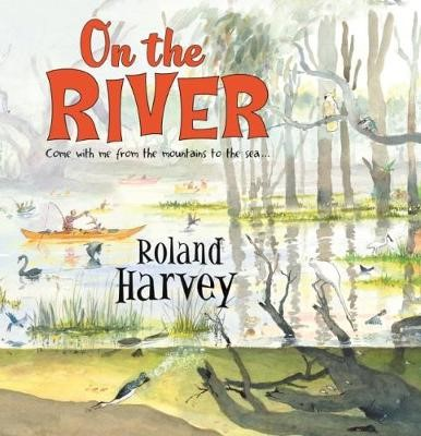 On the River -