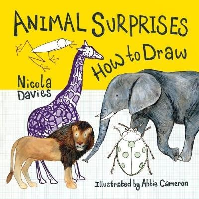 Animal Surprises: How to Draw -