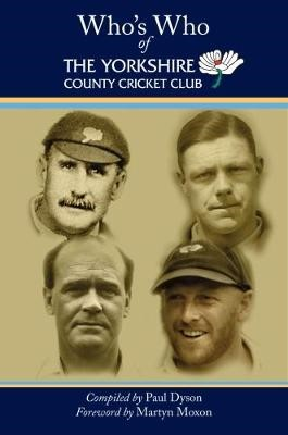 Who's Who of The Yorkshire County Cricket Club - pr_221333
