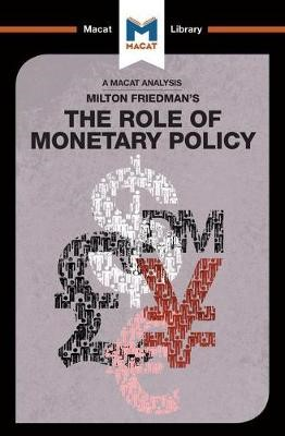 An Analysis of Milton Friedman's The Role of Monetary Policy - pr_12258