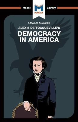 An Analysis of Alexis de Tocqueville's Democracy in America - pr_210295