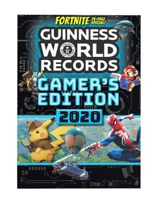 Guinness World Records Gamer's Edition - pr_189866