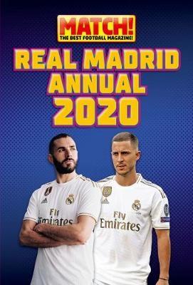 Match! Real Madrid Annual 2020 - pr_242957