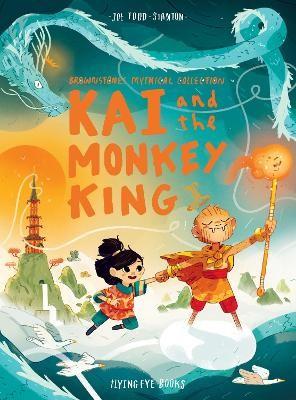 Kai and the Monkey King - pr_401489