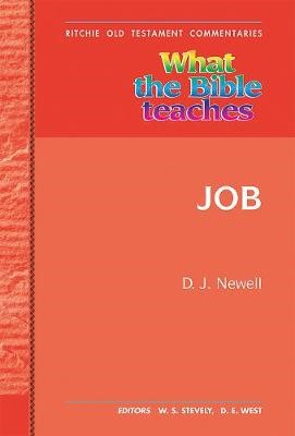 What the Bible Teaches -Job -
