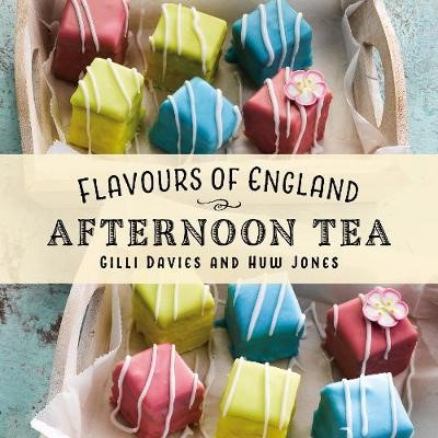 Flavours of England: Afternoon Tea - pr_1742369
