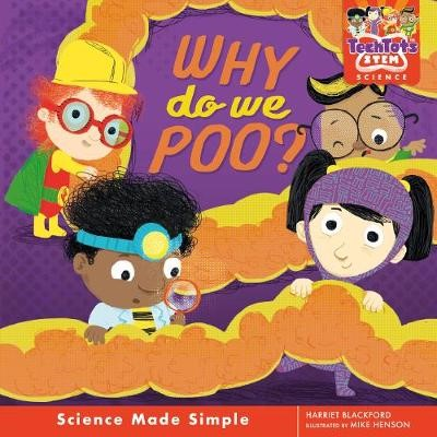 Why do we poo? -