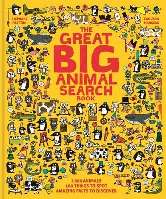 The Great Big Animal Search Book -