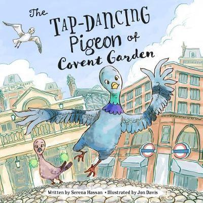 The Tap-Dancing Pigeon of Covent Garden - pr_398369