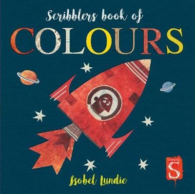 Scribblers Colours Board Book -
