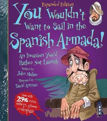 You Wouldn't Want To Sail in the Spanish Armada! - pr_289126