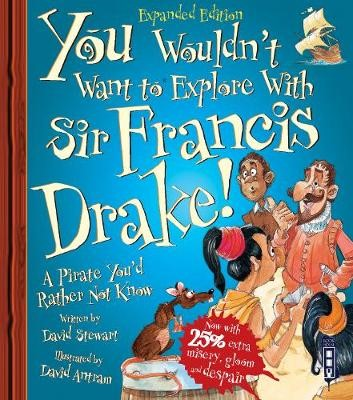 You Wouldn't Want To Sail with Francis Drake! - pr_289113