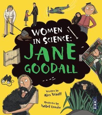 Women in Science: Jane Goodall - pr_289148