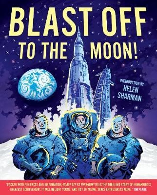 Blast Off to the Moon! -