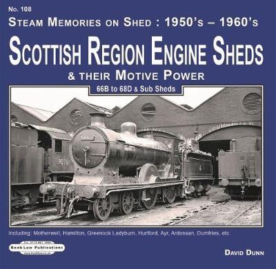 Scottish Region Engine Sheds & Their Motive Power - pr_10001