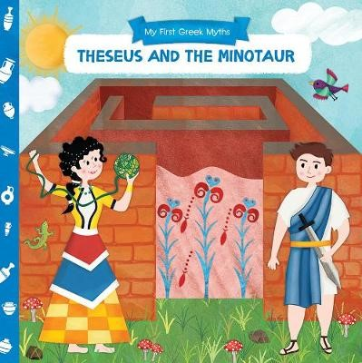 My First Greek Myths: Theseus and the Minotaur - pr_1745198