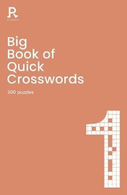 Big Book of Quick Crosswords Book 1 -