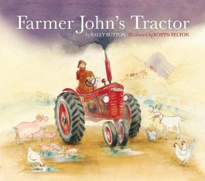 Farmer John's Tractor -