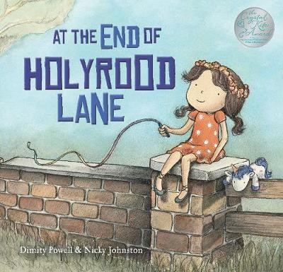 At the End of Holyrood Lane -