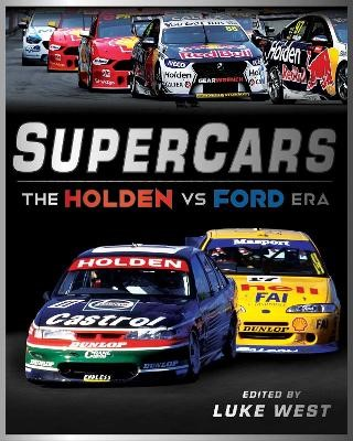 Supercars: The Great Australian Sporting Rivalry Story -