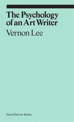 The Psychology of an Art Writer - pr_59321