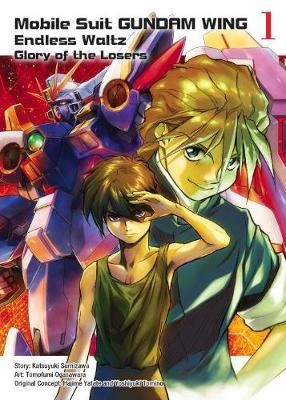 Mobile Suit Gundam Wing 1 - pr_18294