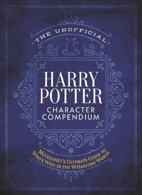 The Unofficial Harry Potter Character Compendium -