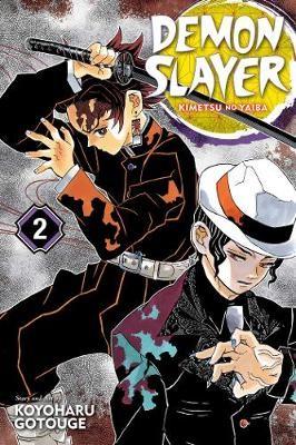 Demon Slayer: Kimetsu no Yaiba, Vol. 2 -