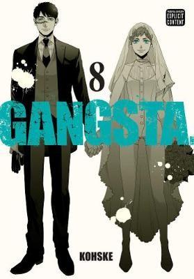 Gangsta., Vol. 8 -
