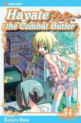 Hayate the Combat Butler, Vol. 34 -
