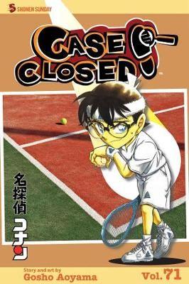 Case Closed, Vol. 71 -