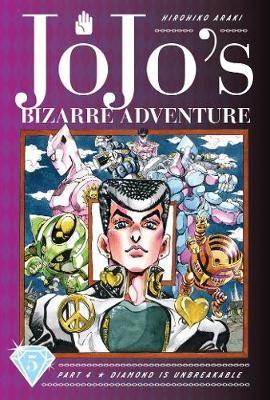 JoJo's Bizarre Adventure: Part 4--Diamond Is Unbreakable, Vol. 5 -