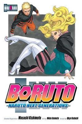 Boruto: Naruto Next Generations, Vol. 8 -