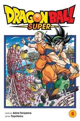 Dragon Ball Super, Vol. 8 -