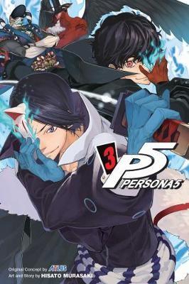 Persona 5, Vol. 3 -