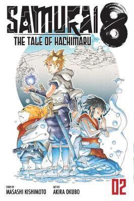 Samurai 8: The Tale of Hachimaru, Vol. 2 -