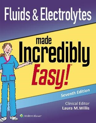 Fluids & Electrolytes Made Incredibly Easy - pr_1727063