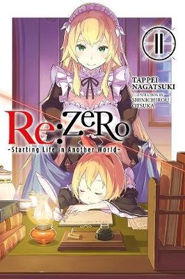 re:Zero Starting Life in Another World, Vol. 11 (light novel) - pr_1715479